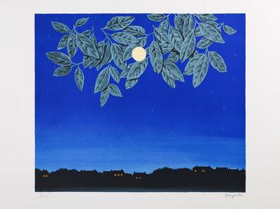 René Magritte, 'La page blanche, 1967', 2010