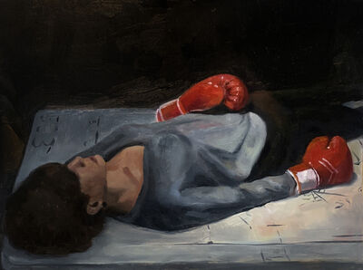 Augusto Fanjul, 'Out of The Ring 7', 2019
