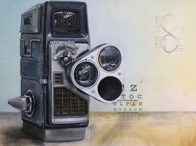 "Tucker Eason, '""Rob/Bella""  (Bell & Howell - Electric Eye 8mm 1957-58)', 2018"