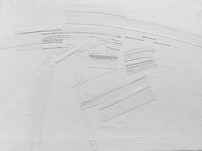Carlo Nangeroni, 'Progressione bianca', 1960