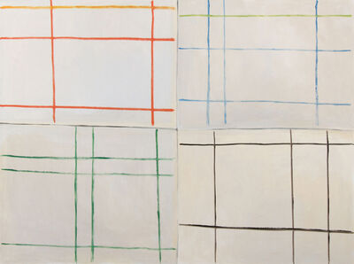 Hearne Pardee, 'Color Grid', 2019