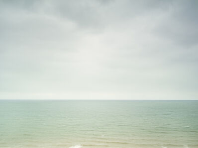 Donald Weber, 'Juno Beach - May 1, 2015, 6:02pm. 11ºC, 77% RELH, Wind W, 4 Knots. VIS: Clear, Broken Clouds', 2015
