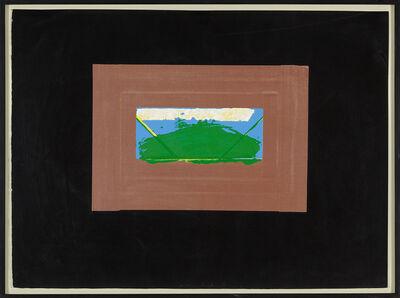 Howard Hodgkin, 'Indian Views', 1971
