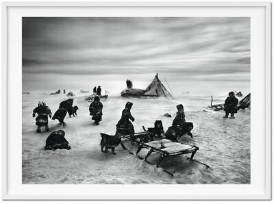 Sebastião Salgado, 'GENESIS, 'North of the Ob River, Yamal Peninsula, Siberia, Russia'', 2007