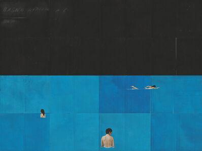 Paolo Ventura, 'Bagno Notturno #6', 2019