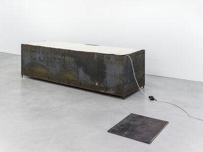 Miroslaw Balka, '41 x 31 x 1, 190 x 60 x 54', 1992