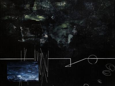 Lydia Riegle, 'Indigo', 2017
