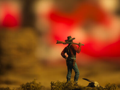 David Levinthal, 'History, The Searchers', 2015