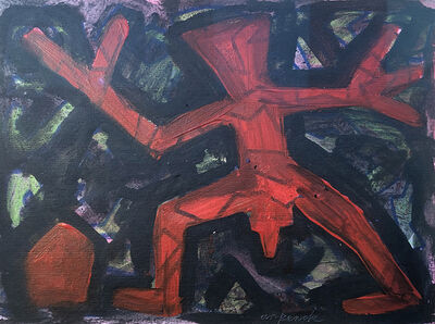 A.R. Penck, 'Untitled', ca. 1980