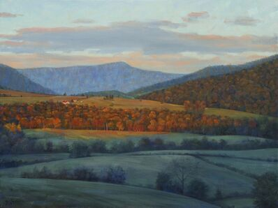 Bradley Stevens, 'Autumn Sunrise', 2017