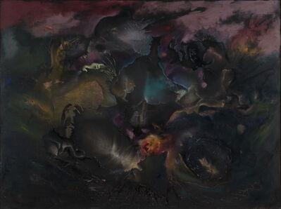 Enrico Donati, 'Rivières, Crépuscule', ca. 1943