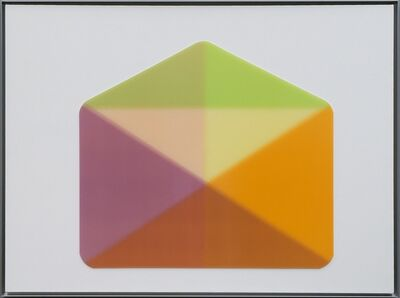Jonathan Forrest, 'Letterbox', 2016