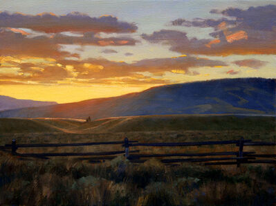 Bradley Stevens, 'Wyoming Sunrise', 2015