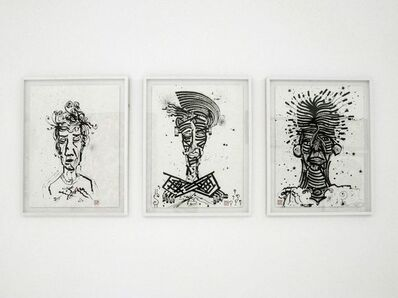Rostarr, '3  Shades of Madness (The Watcher / Stoic Frank / The Piano Man)', 2005