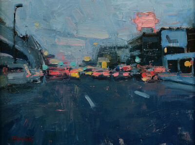 Jim Beckner, 'Haze', 2016