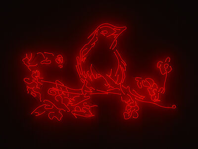 Tracey Emin, 'My Favourite Little Bird', 2010
