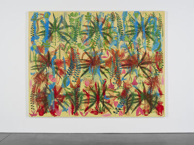 Philip Taaffe, 'Syncopated Ferns', 2001-2019