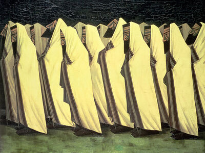 Jacob Kramer, 'The Day of Atonement', 1919