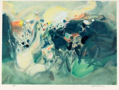 Chu Teh-Chun, 'The Early Summer 初夏', 2005