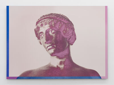 Sara VanDerBeek, 'Roman Woman XXIV', 2019