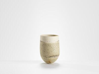 Jennifer Lee, 'Pale, speckled rim, bronze spots', 2017