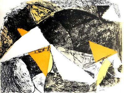 Marino Marini, 'Marino Marini - Horse and Rider - Original Lithograph', 1963