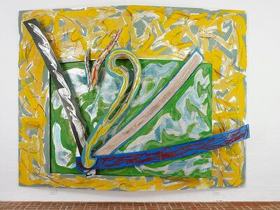 Frank Stella, 'New Caledonian Lorikeet 5.5x', 1977