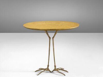 Méret Oppenheim, 'Méret Oppenheim Early 'Traccia' Coffee Table', 1970s