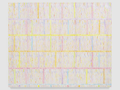 Ghada Amer, 'An RFGA Grid of 2019', 2019