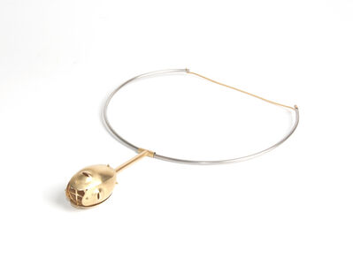 Siegfried De Buck, 'necklace Spina', 2002
