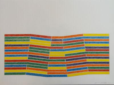 Frank Stella, 'Furg', 1975