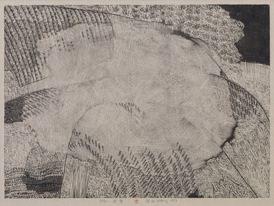 Xu Bing 徐冰, 'Moving Cloud (Ed. 37/50)', 1987
