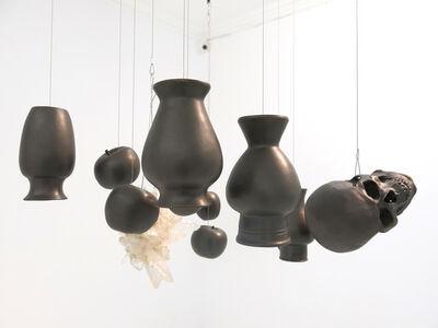 Albano Afonso, 'Naturaleza muerta. Pieza única', 2018