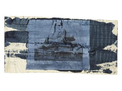Danilo Dueñas, 'Blue pagoda', 2014