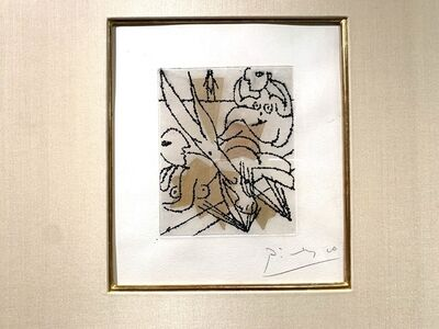 Pablo Picasso, 'La Plongeuse [The Diver]', 1932
