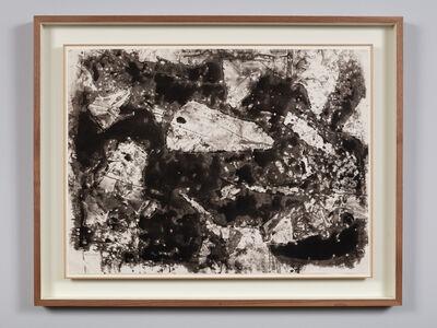 Jean Dubuffet, 'Empreinte III', January 1957
