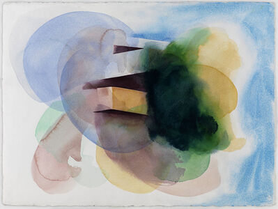 William Tillyer, 'Fallingwater Variation 12', 1993