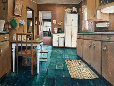 Lisa Armstrong Noble, 'Amma's Kitchen', 2019