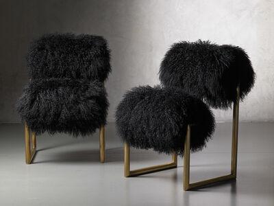 Nanda Vigo, ''Due Più' set of 6 chairs', 1971