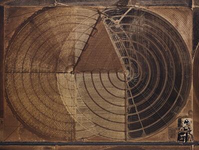 Edward Burtynsky, 'Pivot Irrigation #1, High Plains, Texas Panhandle, USA', 2011
