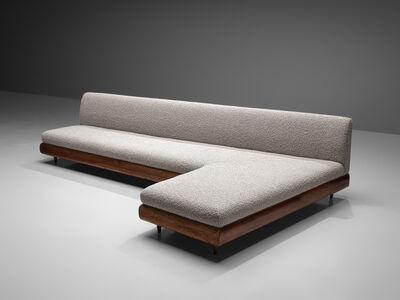 Adrian Pearsall, 'Grand Boomerang Sofa', 1960s