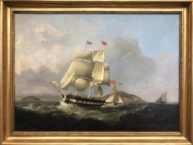 Robert Salmon, 'Maritime Scene', 1802