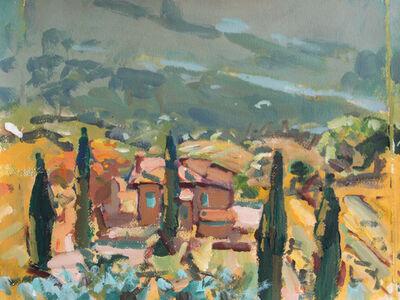 Robert Sweeney, ' Montalcino Vineyard', 2019