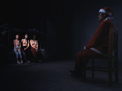 Wang Qingsong, 'Santa Wang', 2017
