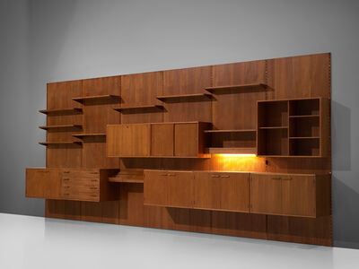 Kai Kristiansen, 'Large Wall Unit', ca. 1955