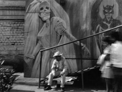 Graciela Iturbide, 'Casa de la muerte (House of death), Mexico City', 1975