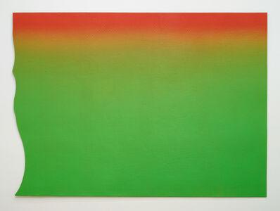 Roland Reiss, 'Red Slide ', 1968