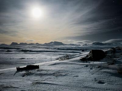 Neil Folberg, 'Moonstruck, Iceland', 2015-2016
