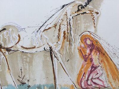 Salvador Dalí, 'La licorne', 1983