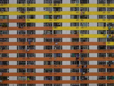 Michael Wolf, 'Architecture of Density #105', 2008